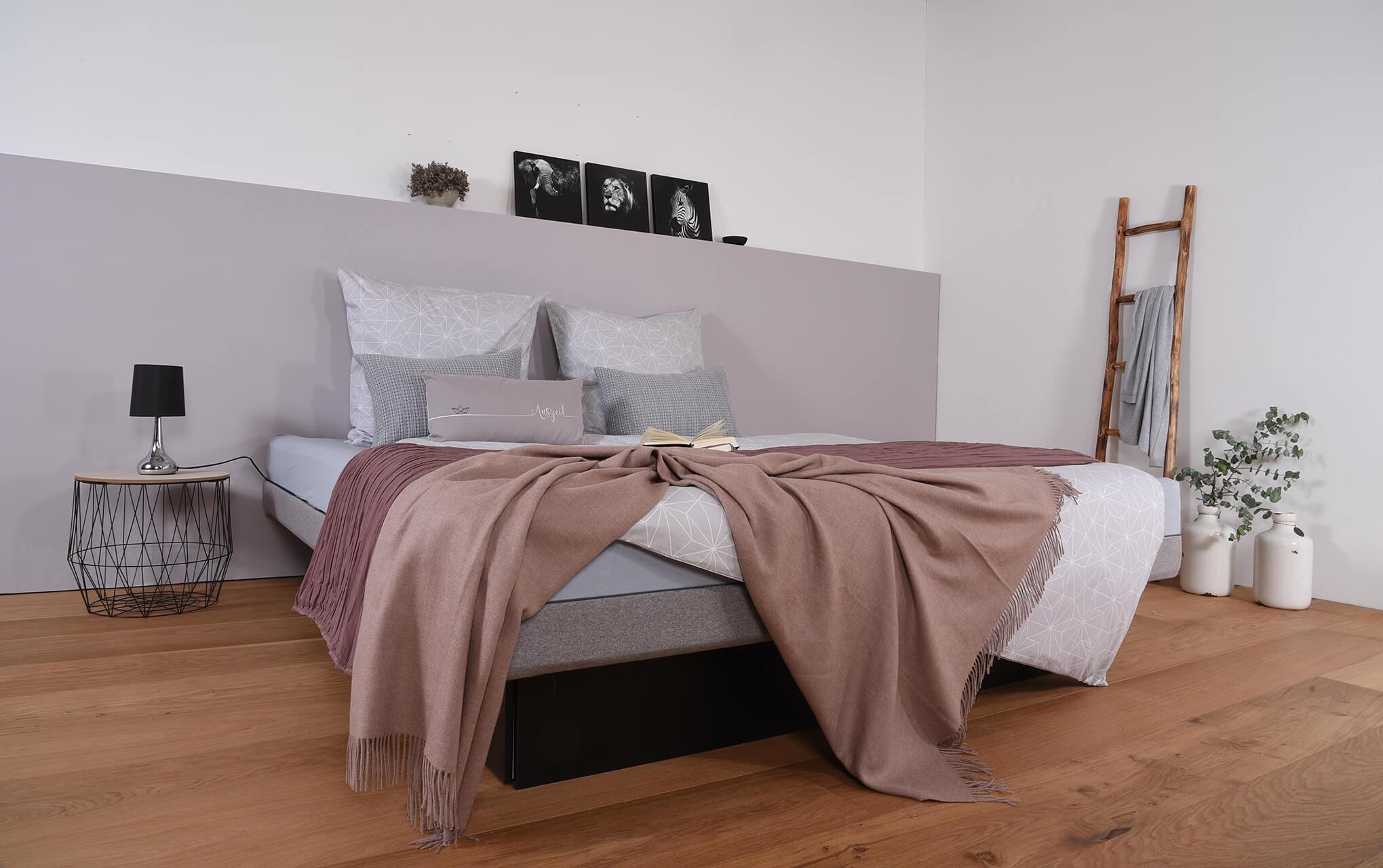 Wasserbett Komplett inkl Schubladensockel 200 x 220 cm Wasserbetten Bett Betten