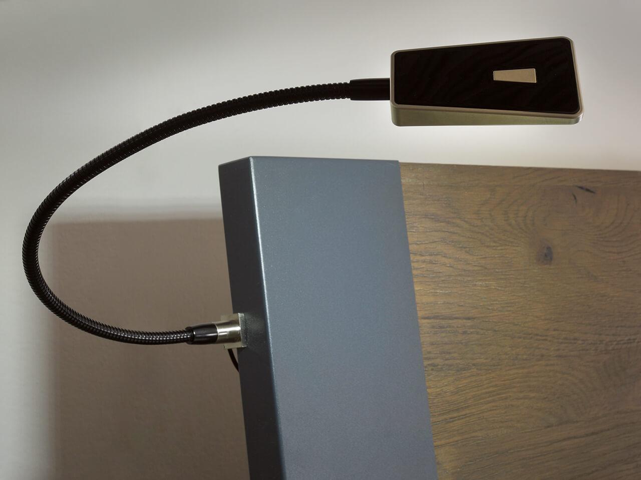 beleuchtung f r kopfteile bett beleuchtung suma wasserbetten. Black Bedroom Furniture Sets. Home Design Ideas