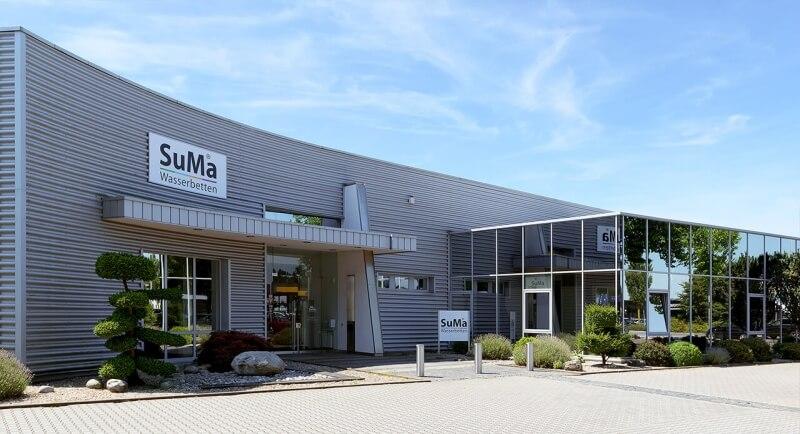 SuMa Wasserbetten GmbH Filialen | SuMa Wasserbetten