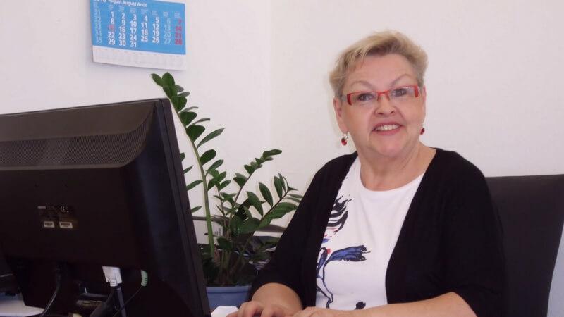 Filiale Stuttgart - Frau Inge Wolf