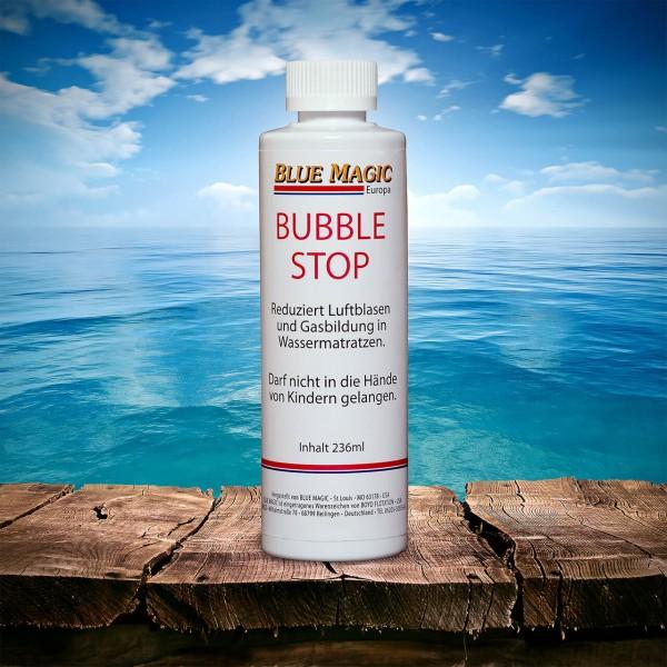 Bubble Stop -reduziert Luftblasen und Gasbildung