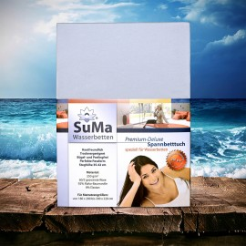 Spannbettlaken für Wasserbetten - Premium