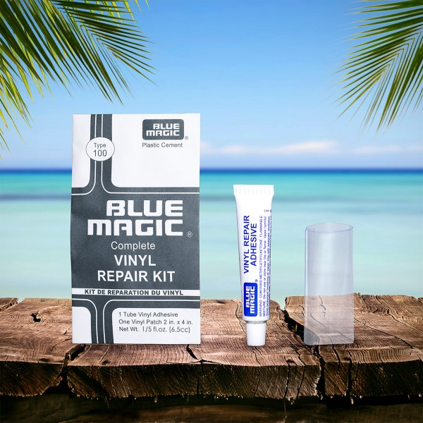 Blue Magic Vinyl Reparatur Set