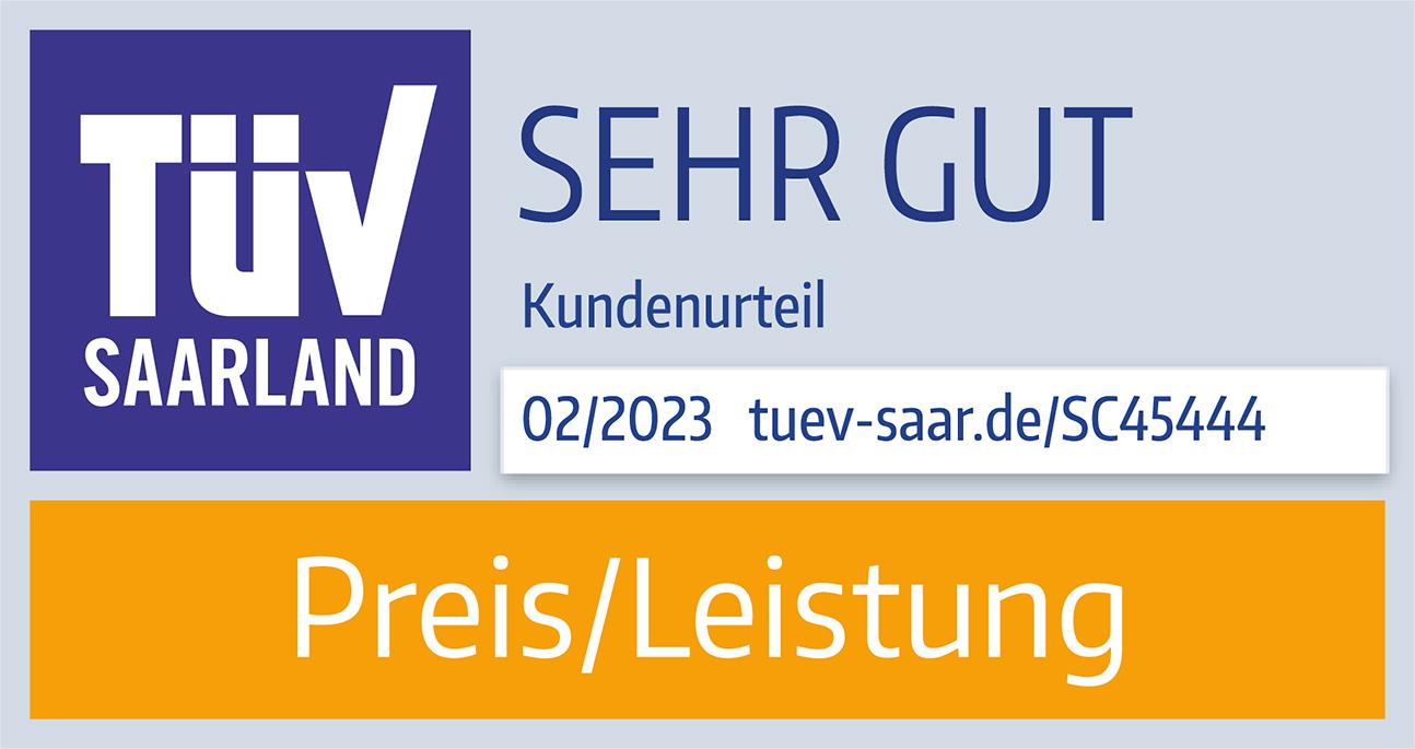 TÜV Saarland - Preis/Leistung: sehrgut