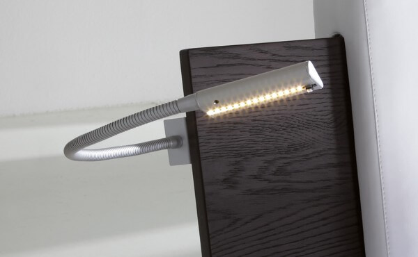 Beleuchtung Lampe Swan - 2er Set