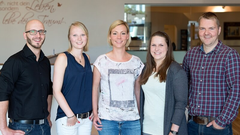 Zentrale Bocholt - Verkauf & Verwaltung