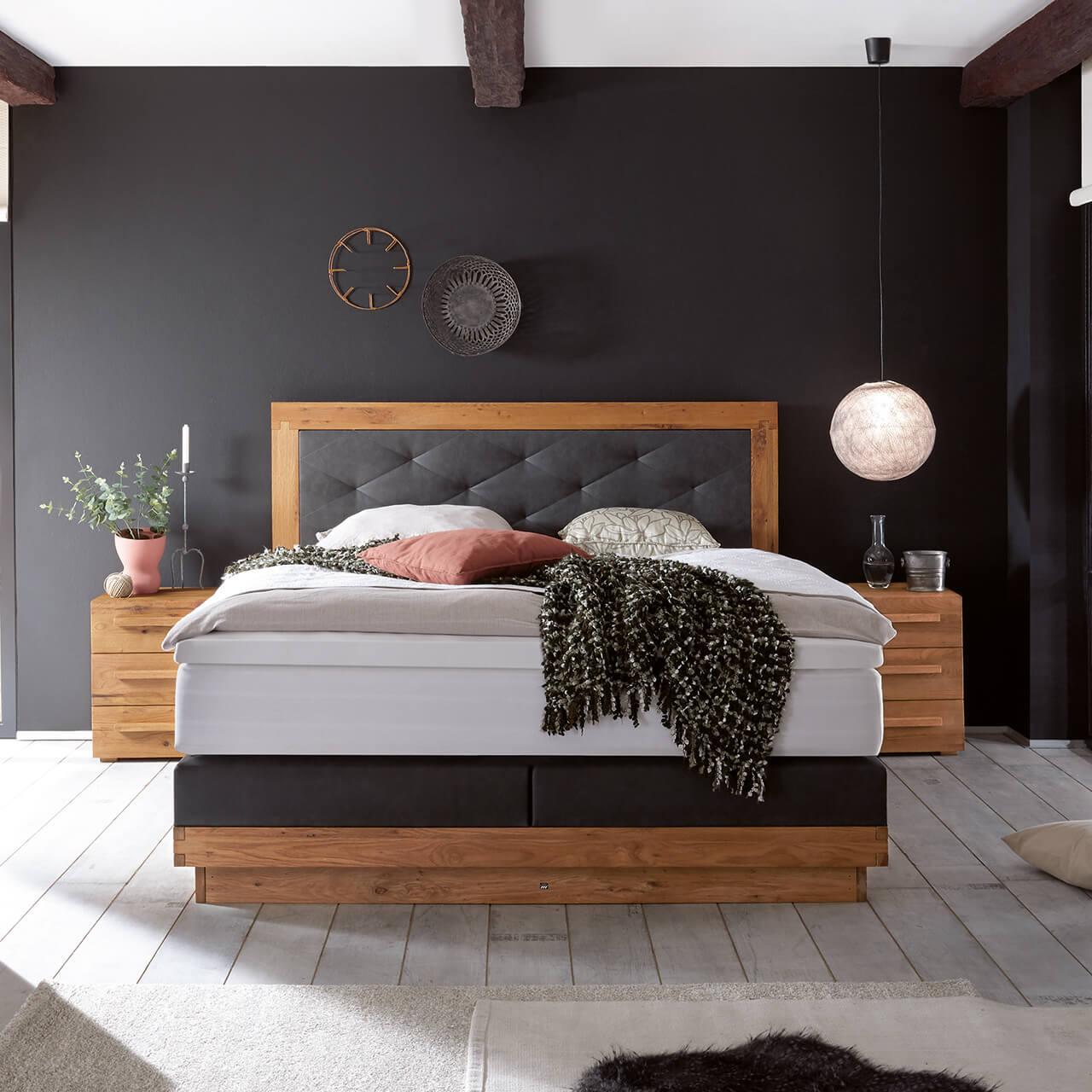 wasserbetten komplett sets boxspring massiva suma. Black Bedroom Furniture Sets. Home Design Ideas