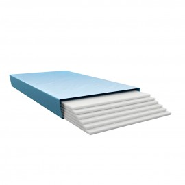 Wasserbettmatratze Blue Dual 180 x 200 Linke Seite F0 = 0 Vliese 0% - ca. 10-20 Sek. ohne ohne gratis 180 x 200 Linke Seite F0 = 0 Vliese 0% - ca. 10-20 Sek....