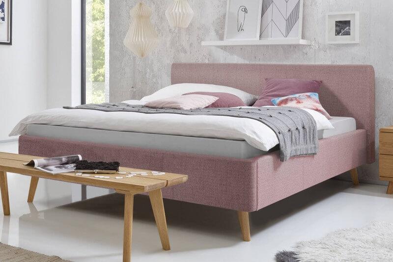 Wasserbett + Polsterbett Dreamline Ciara 28/3S + Kopfteil Kimo + Füsse Masi