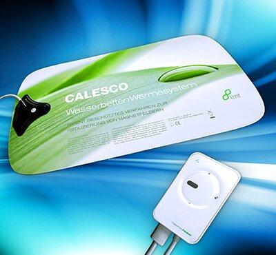 Wasserbett Heizsystem Calesco LMF OLED Digital