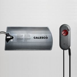 Wasserbett Heizsystem Calesco Carbon Analog